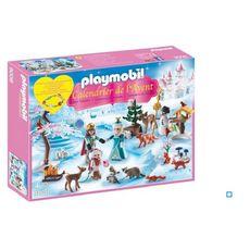 PLAYMOBIL 9008 - Calendrier de l'Avent Famille Royale