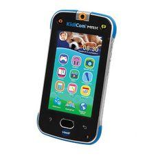 VTECH Téléphone Portable enfant - KidiCom Max Bleu