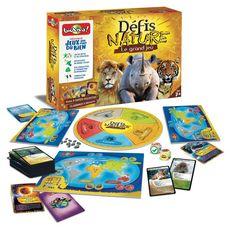 BIOVIVA Défis Nature le grand jeu collector 1 boîte