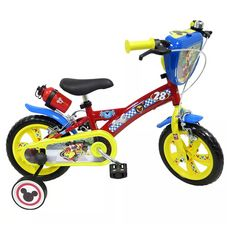 MICKEY Vélo 12 pouces 2 freins - Mickey + Casque