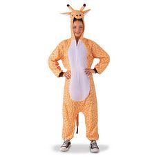 Déguisement Combinaison Pyjama Girafe - Adolescent / Adulte