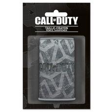 Taille-crayons en métal avec réservoir Call of Duty