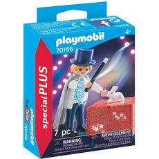 PLAYMOBIL 70156 Magicien et boite