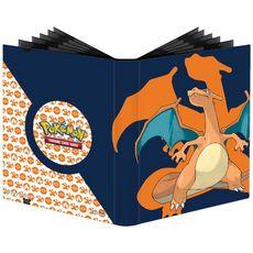 ASMODEE Pokemon portfolio Dracaufeu 80 cartes