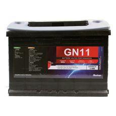 AUCHAN Batterie pour auto GN11640A 70AH