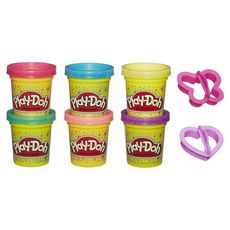 HASBRO Pâte à paillette - Play Doh