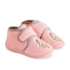 IN EXTENSO Chaussons fille du 24 au 30 (Rose)