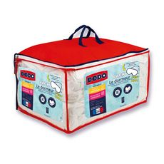 DODO Pack Couette tempérée 300 g/m² + 1 ou 2 Oreiller(s) moelleu(x) + Masque de Nuit  LE DORMEUR