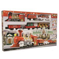 One Two Fun Le Train de Noël