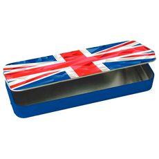 Plumier Union Jack en métal