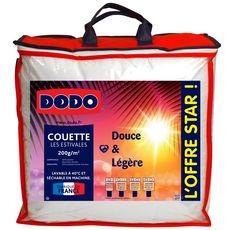 DODO Couette DODO Douce et Légère Les Estivales 200 gr/m2