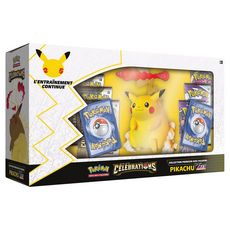 ASMODEE Coffret Pokémon Figurine géante 25 ans