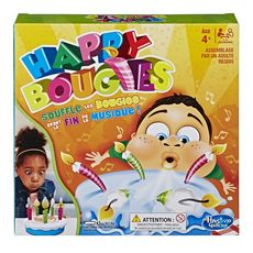 HASBRO Happy Bougies - Jeu d'action et de réflexe