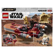 LEGO Star Wars 75271 - Le Landspeeder de Luke Skywalker