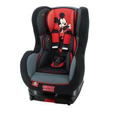 DISNEY Siège auto isofix groupe 0/1 Cosmo Disney Mickey