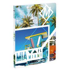 Classeur souple A4 dos 20mm Miami
