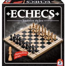 Schmidt Echecs bois tradition