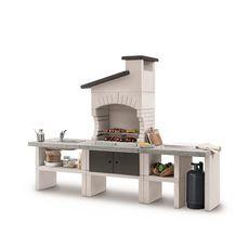 PALAZZETTI Barbecue cuisine pierre GUANACO