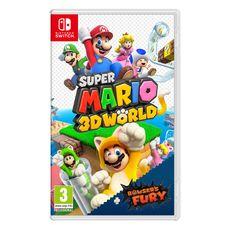 NINTENDO Super Mario 3D World + Bowser's Fury Nintendo Switch