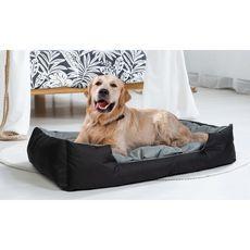 Idomya E. Panier pour chien Waterproof 110 cm gris/noir