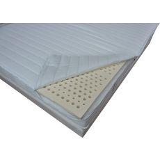 Surmatelas 3 zones 100% latex 160 x 200 cm