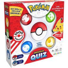 BANDAI Dresseur Quiz Pokémon