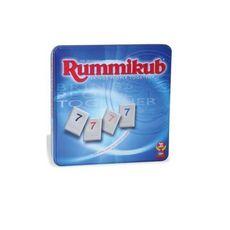 HASBRO  Rummikub Chiffres boîte métal