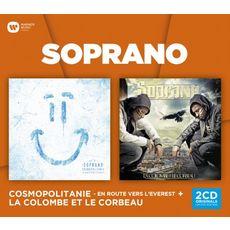 COFFRET 2CD SOPRANO COSMOPOLITANIE