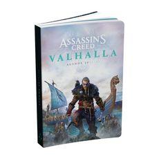 Agenda scolaire journalier Assassin's Creed personnage avec bateau 2021-2022