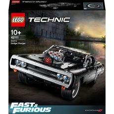 LEGO Technic 42111 La Doge Charger de Dom
