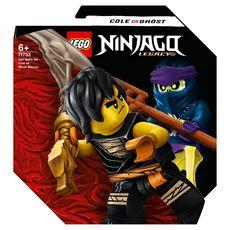 LEGO NINJAGO 71733 Cole contre le guerrier fantôme