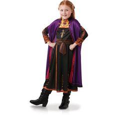 RUBIES Déguisement classique Anna taille TOD- La Reine des Neiges