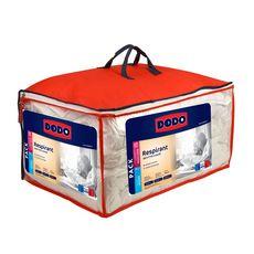 DODO Pack DODO couette légère 200 g/m²+ oreiller(s) moelleux RESPIRANT