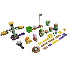 LEGO Super Mario 71387 - Pack de Démarrage Les Aventures de Luigi