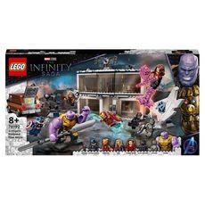 LEGO Marvel Super Heroes 76192 - The Infinity Saga - Le combat final d'Avengers: Endgame dès 8 ans