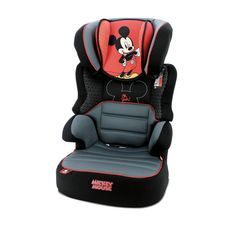 DISNEY Rehausseur auto groupe 2/3 Befix Disney Mickey