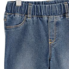 IN EXTENSO Jegging en jean fille (Stone )