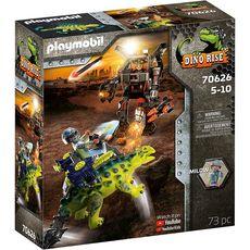 70626 - Dino Rise Saichania et Robot soldat