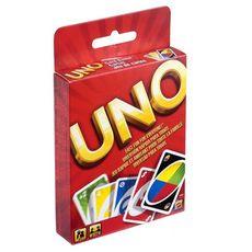 MATTEL Jeu de carte Uno