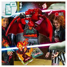 LEGO VIDIYO 43109 - Metal Dragon BeatBox Music Video Maker dès 7 ans