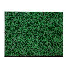 EXACOMPTA Carton a dessin avec élastiques 50x67cm intérieur papier blanc dos Koveril toile rembordé vert annonay