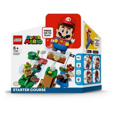 LEGO Super Mario 71360 - Pack de démarrage Les Aventures de Mario