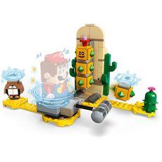 LEGO Super Mario 71363 - Ensemble d'extension Désert de Pokey