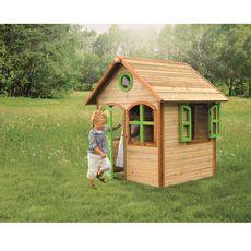 PRAGMA Maison enfant en bois Julia