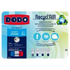 DODO Couette légère RECYCL'AIR 200 G/M² (Blanc)
