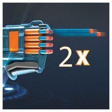NERF Blaster Nerf Elite 2.0 Warden DB.8 + 16 fléchettes Nerf officielles