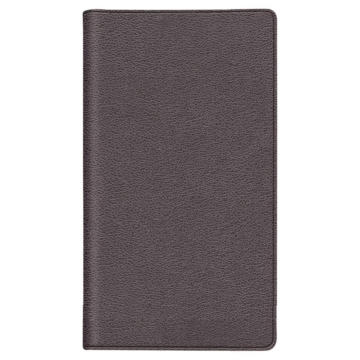 Agenda scolaire semainier 128 pages 9x16cm gris 2019 2020
