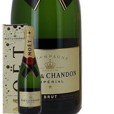Moet et Chandon Champagne Brut Imperial avec étui