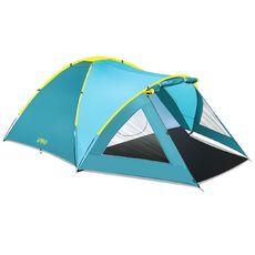 BESTWAY Tente de camping 3 places Active Mount 3 Pavillo™ 210x240x130cm + Auvent 140x240cm