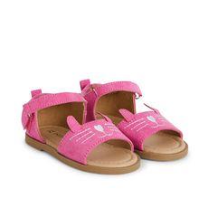IN EXTENSO Sandalettes bébé fille (Rose )